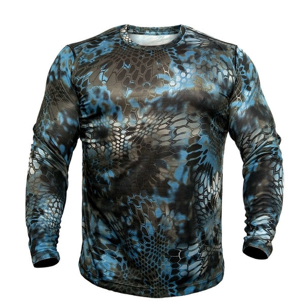 Kryptek Hyperion Long Sleeve (Neptun)