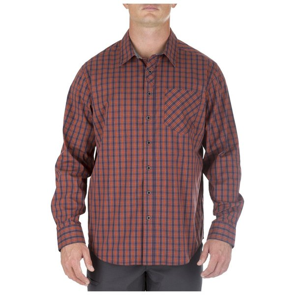 5.11 Covert Flex Longsleeve Shirt (Fireball)