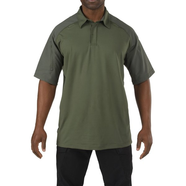 5.11 Rapid Performance Polo (Green)